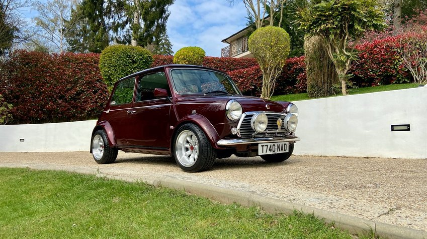 ROVER MINI 40th Anniversary