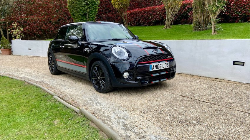 MINI HATCH COOPER S -