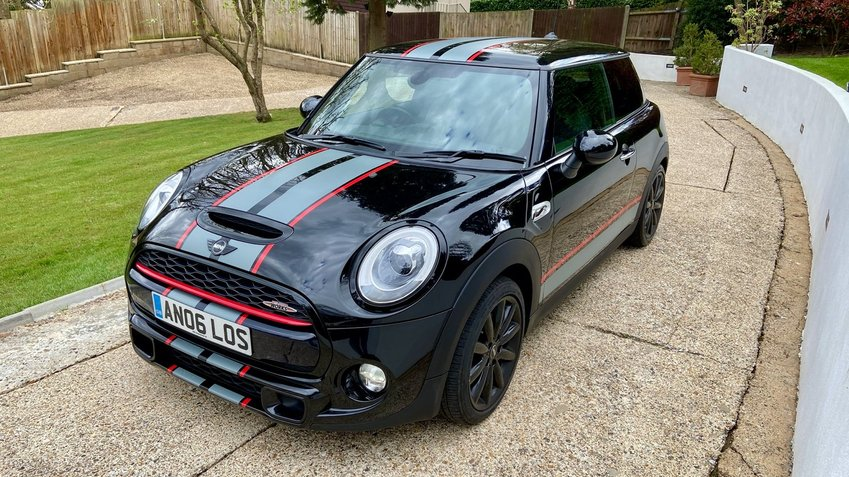 View MINI HATCH COOPER S -