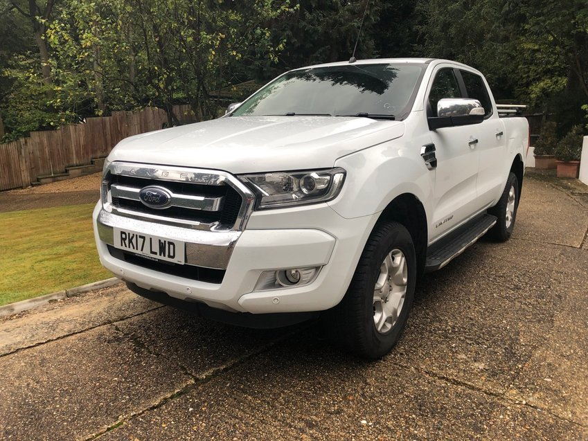 View FORD RANGER 3.2 TDCi Limited Double Cab