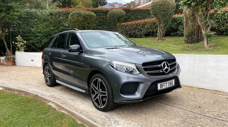 MERCEDES-BENZ GLE CLASS 250 AMG Line Auto